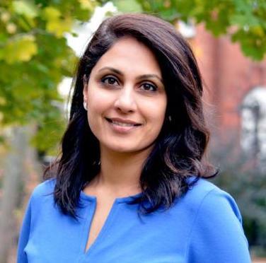 Dr. Nita Chhinzer, professor in Department of Management